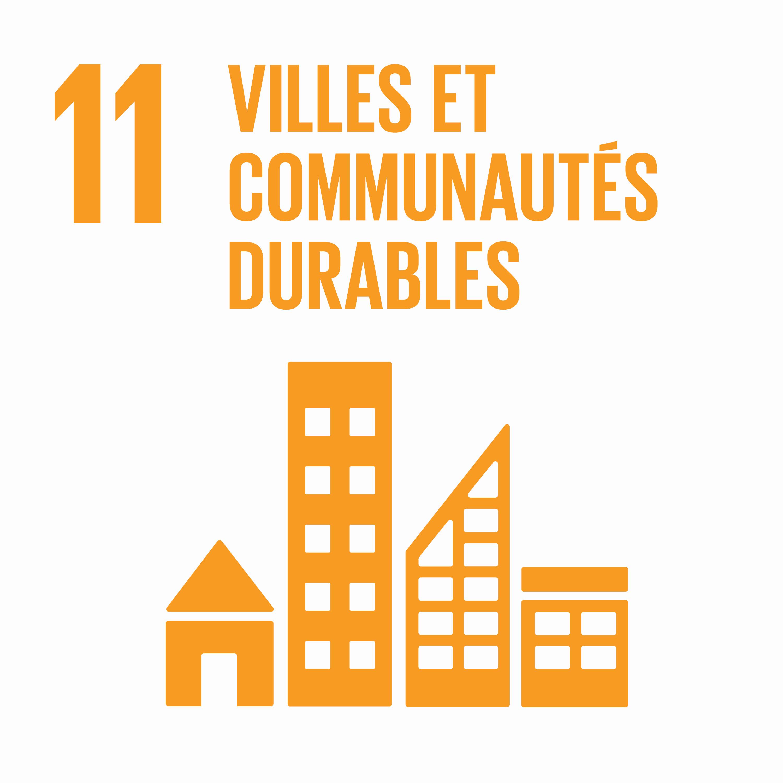 Villes et communautés durables - Objectif 11