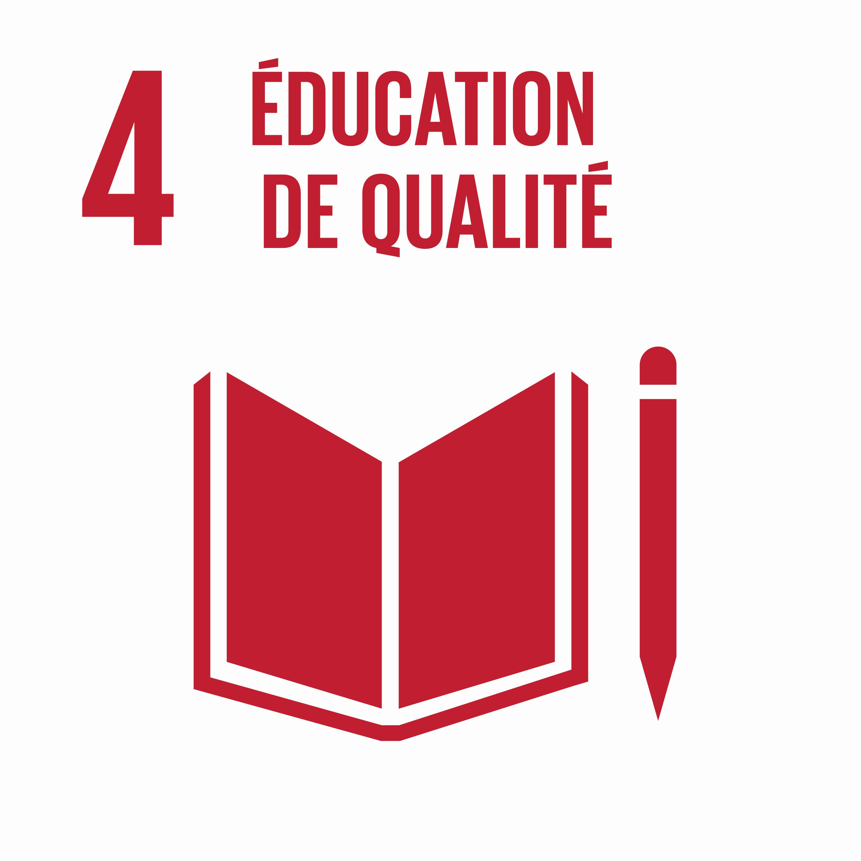 Éducation de qualité - Objectif 4