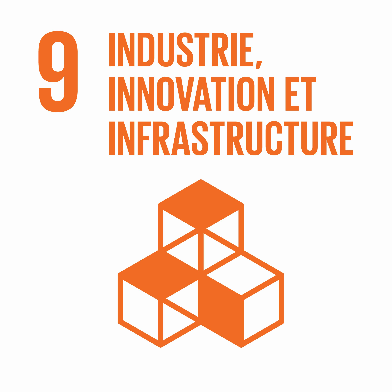 Industrie, innovation et infrastructure - Objectif 9